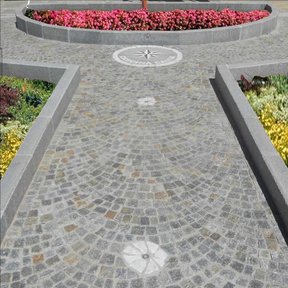 Pavimenti pietra di Luserna a Cuneo